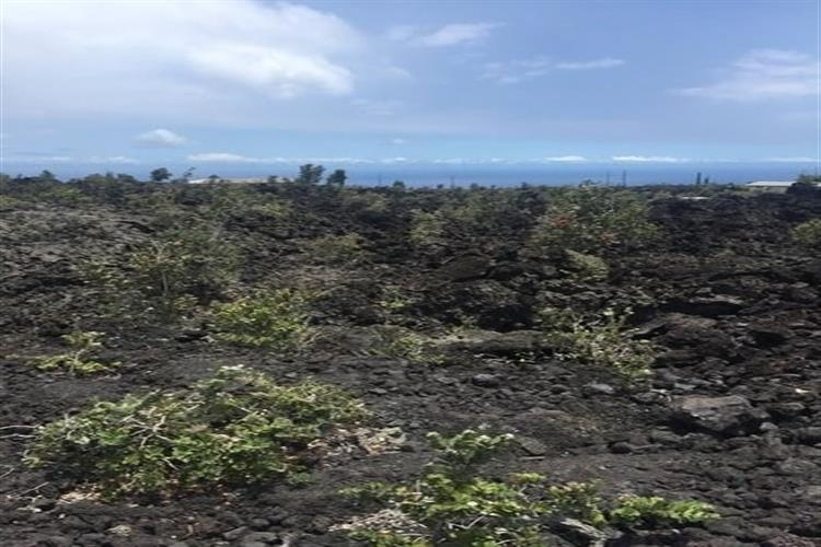 Vacant land listing in Kau on Kona Drive on behalf of Makanui Realty