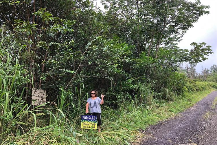Vacant land listing in Puna on 38th Ave on behalf of Makanui Realty