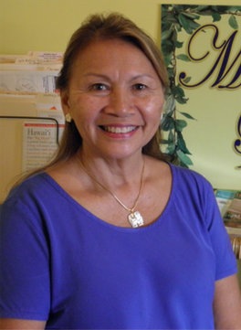 Photo of Big Island and Oahu Realtor® Principal Broker, Merlene 'Maka' McCullough of Makanui Realty